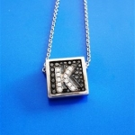 hanger, pendant, pendatif, gold, pearl, diamond, briljant