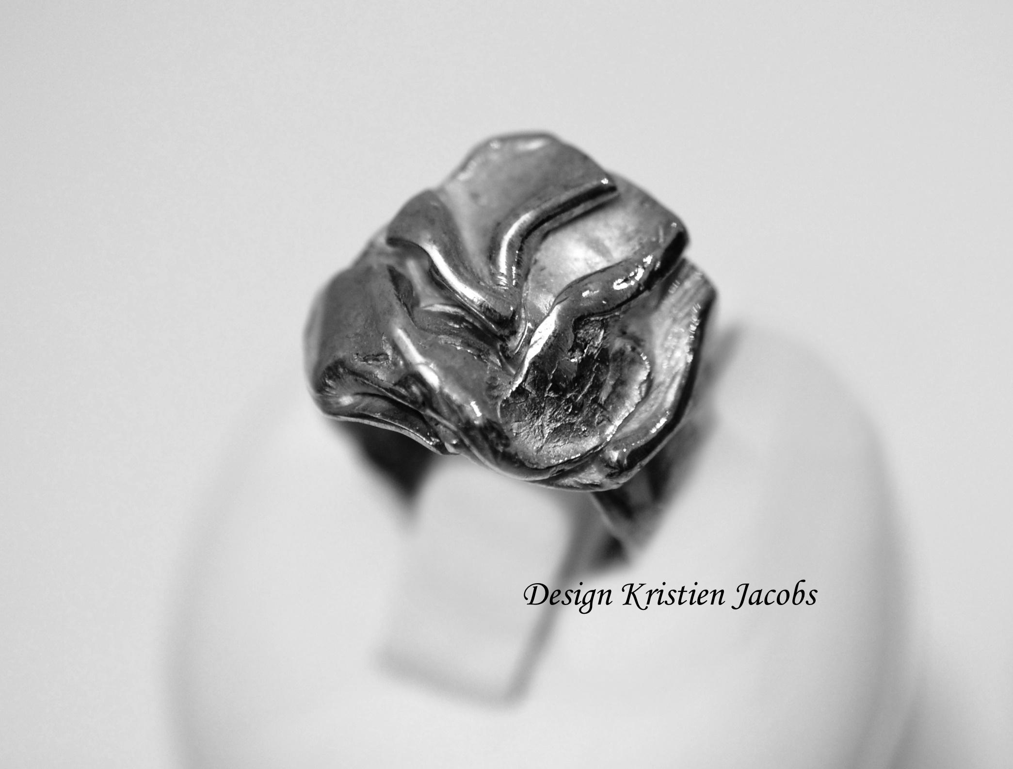 zilverenring