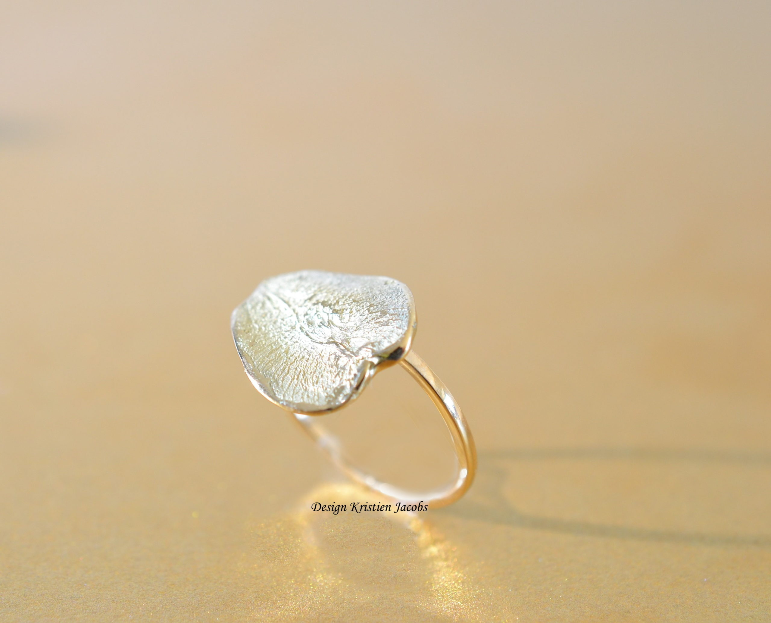 Olm collectie ring 18 kt